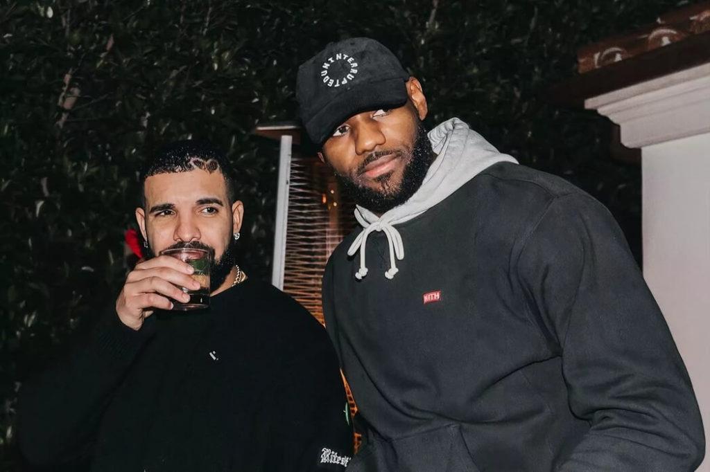 Drake e LeBron James produzem filme sobre hóquei - Camões Rádio - Canadá