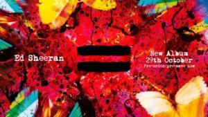 Ed Sheeran novo álbum e digressão - Camões Rádio - Música