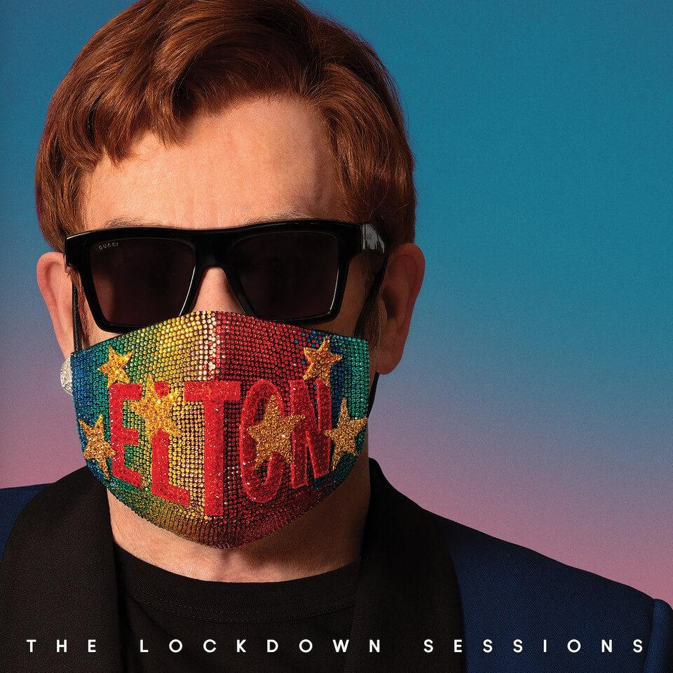 Elton John The Lockdown sessions - Camões Rádio - Música