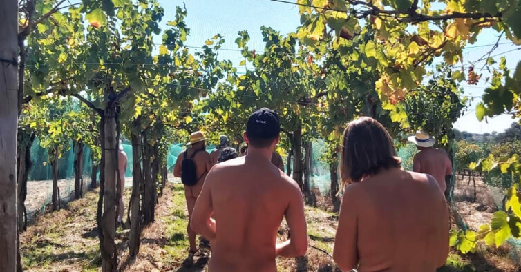 Ir vindimar mas sem roupa - Camões Rádio - Portugal