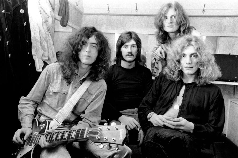 Becoming Led Zeppelin - Camões Rádio - Música