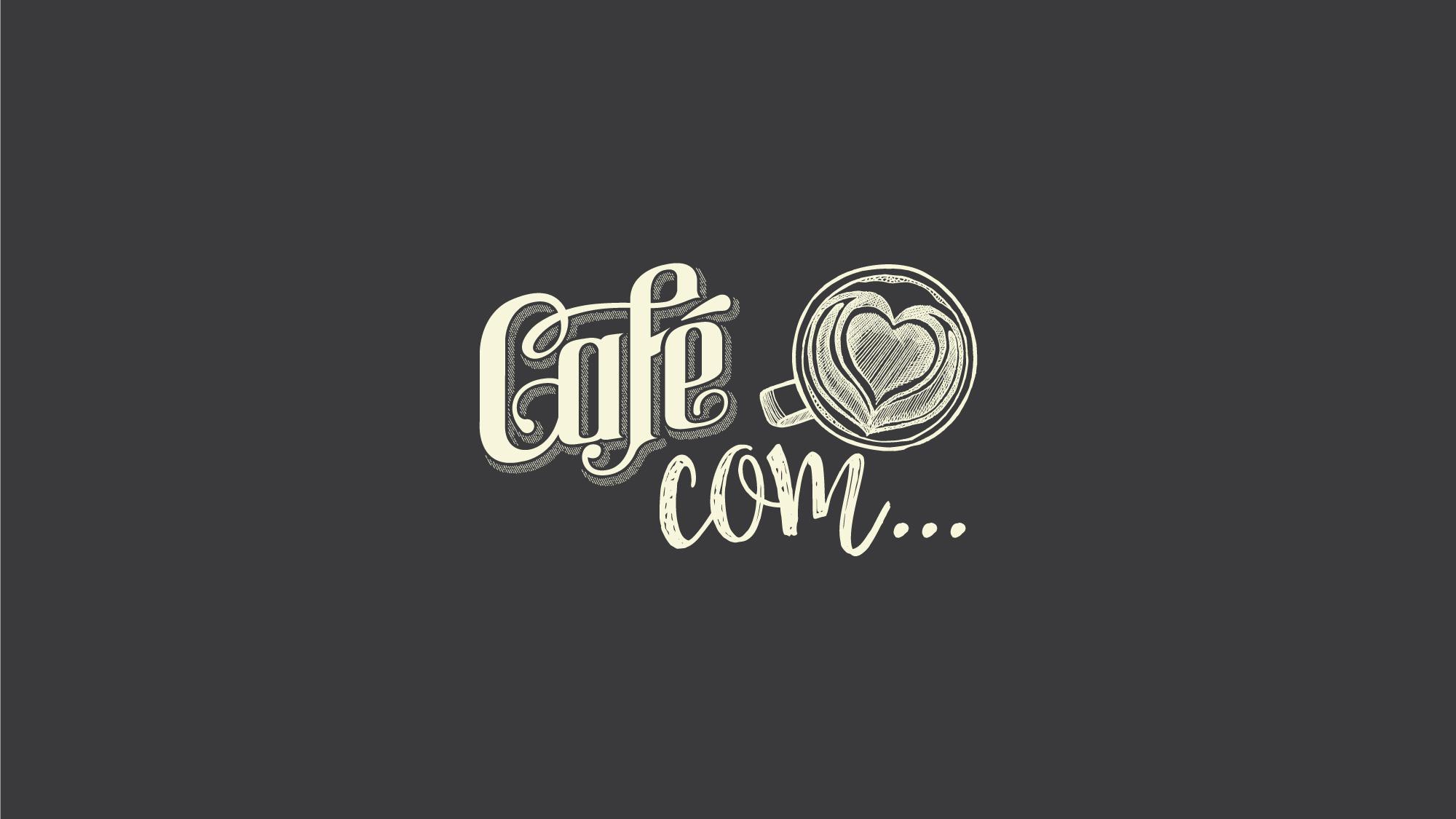 Café Com... logo